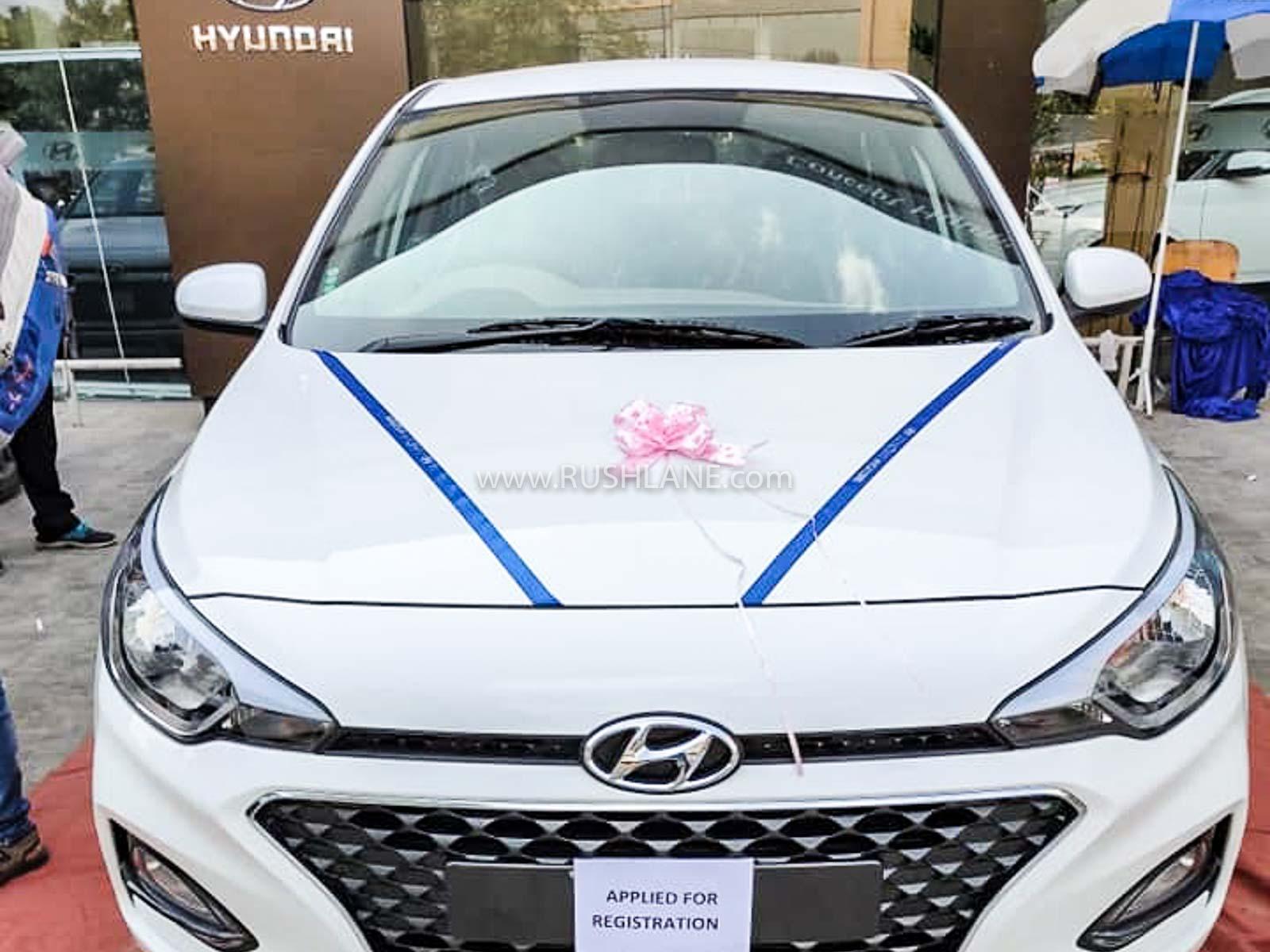 Hyundai i20 discontinued