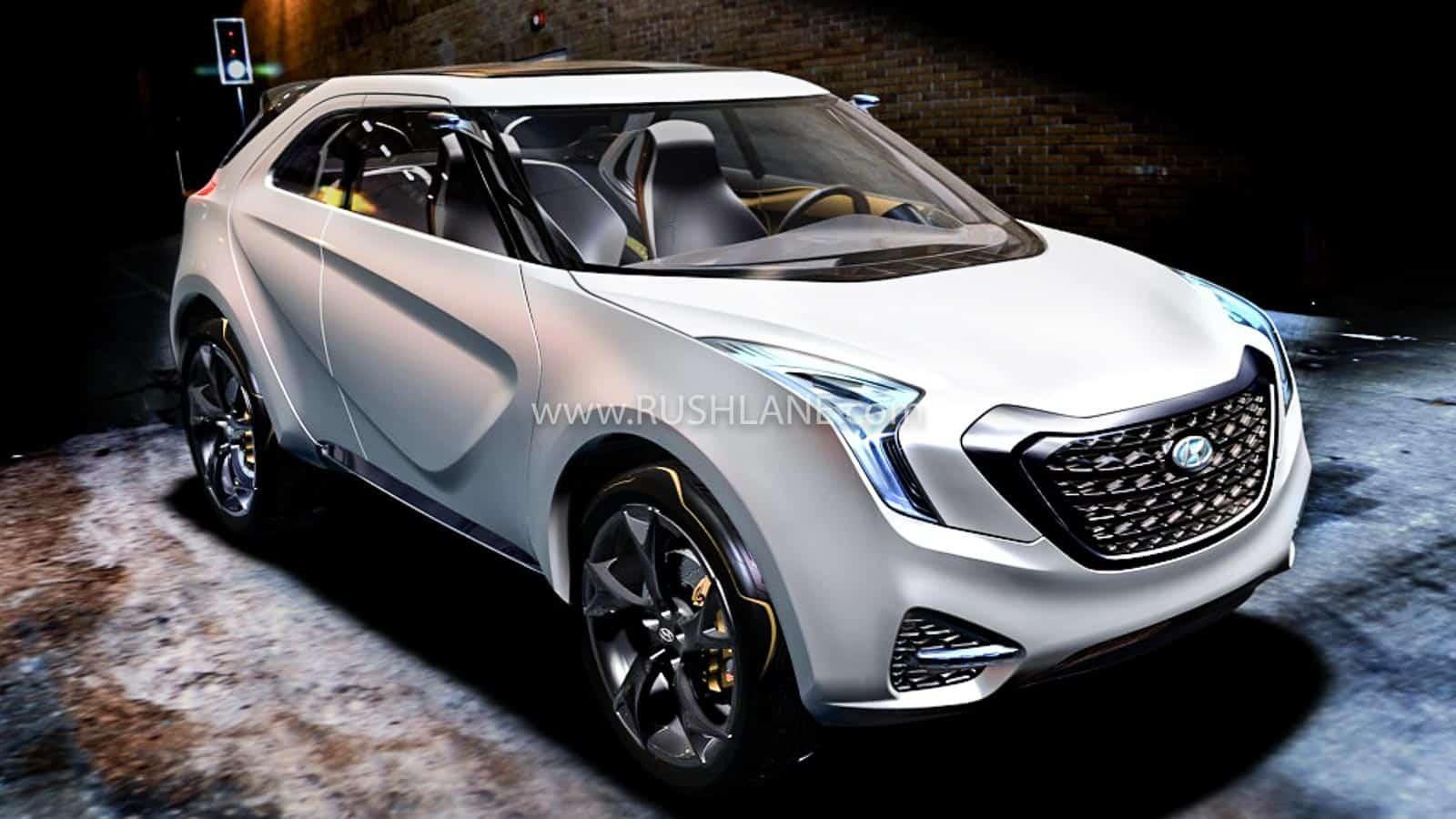 Hyundai Santro Small SUV