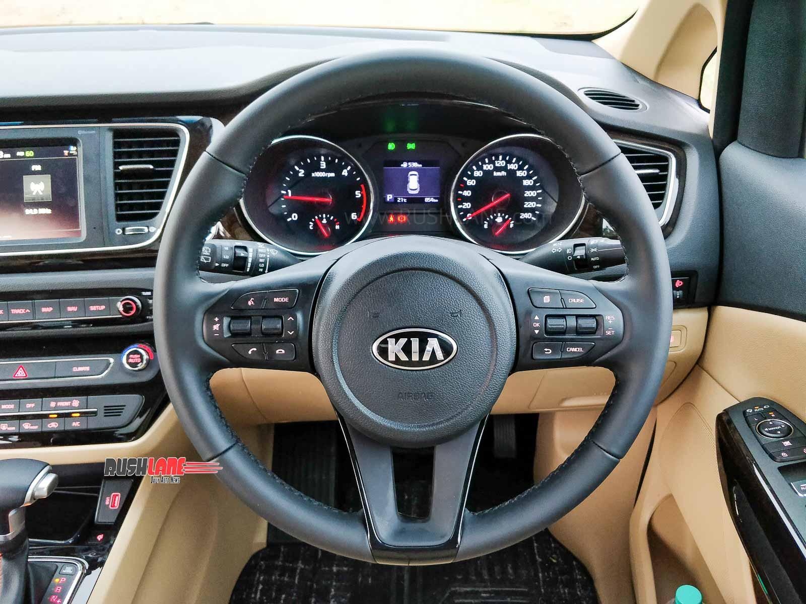 Kia Carnival review