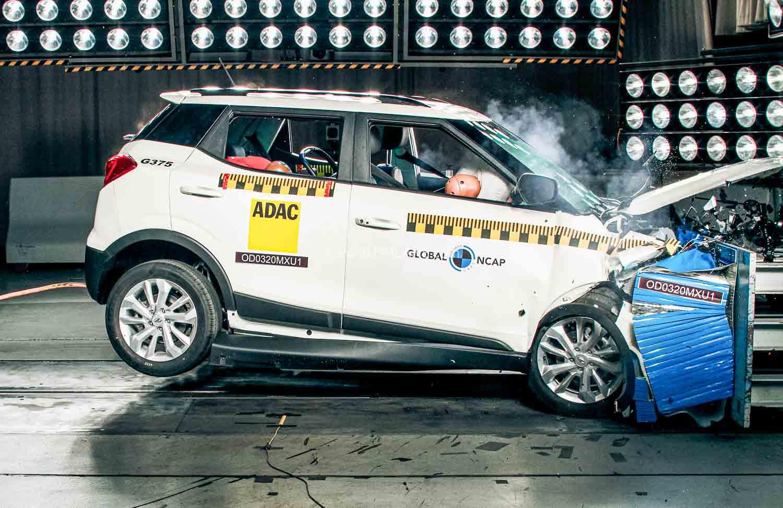 Mahindra XUV300 - India's safest car