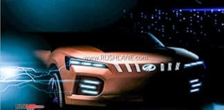 Mahindra XUV500 Electric Concept