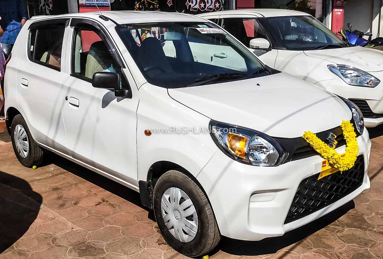 Maruti Alto car sales