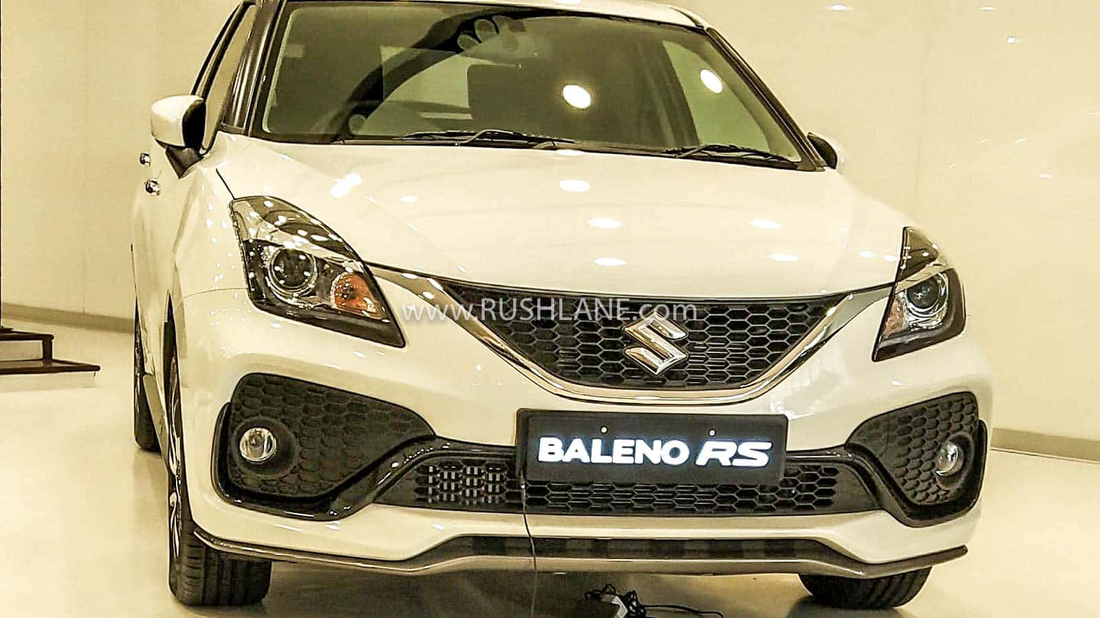 Maruti Baleno RS discontinued