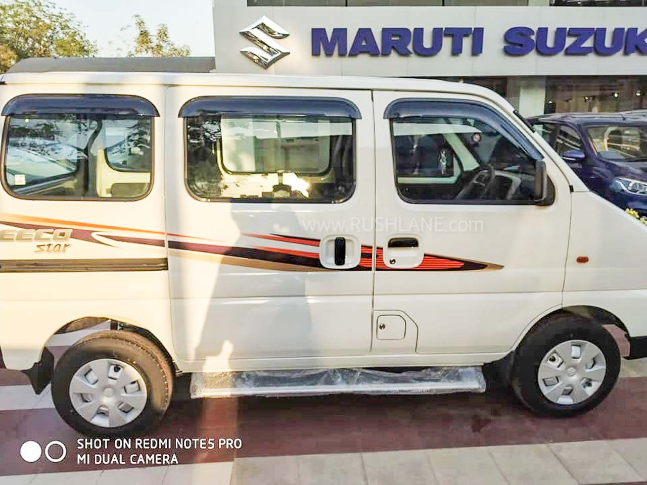 Maruti Eeco BS6 launch