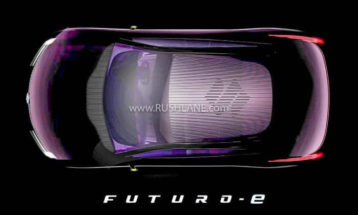Maruti Futuro E Concept