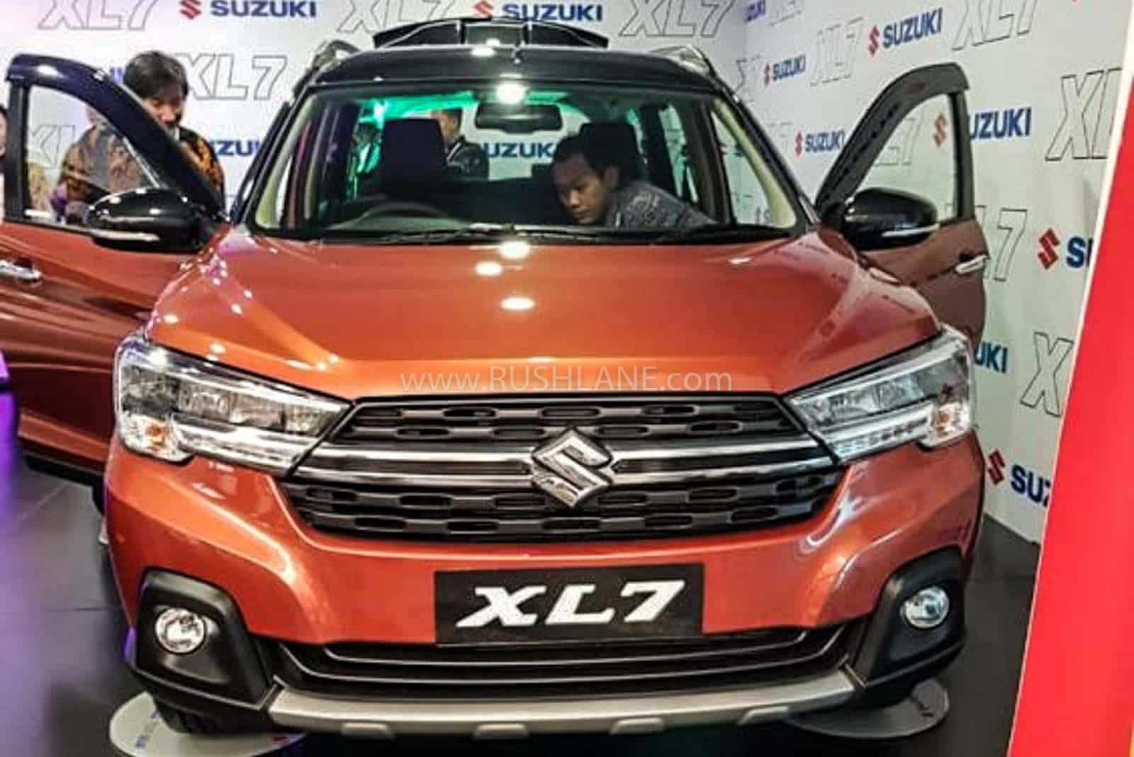 Maruti Ertiga based XL7