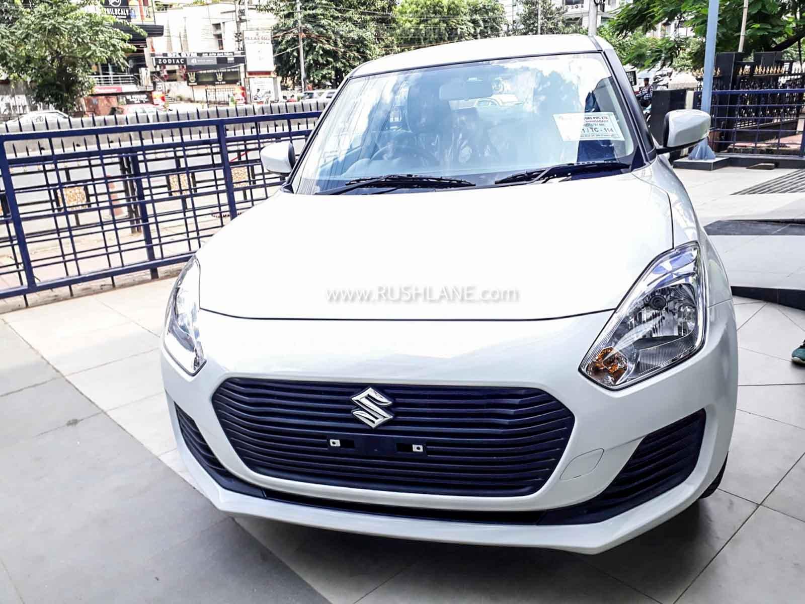 Maruti car sales Dec 2019