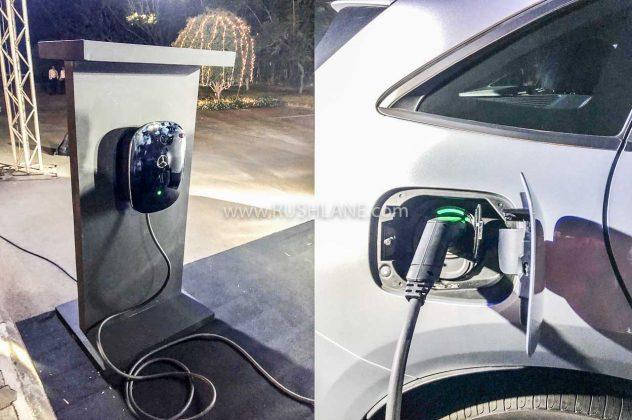 Mercedes electric car india