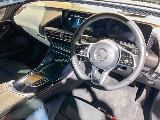 Mercedes EQC 400 launch