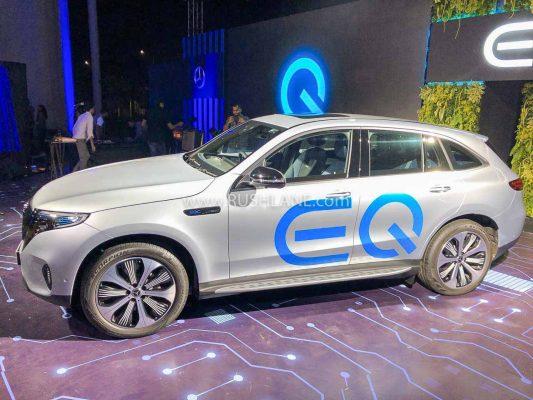 Mercedes EQC Electric