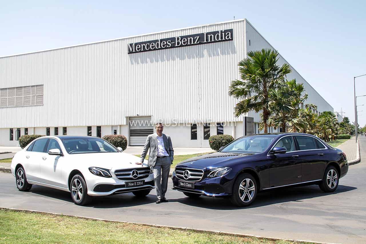 Mercedes India sales decline 2019