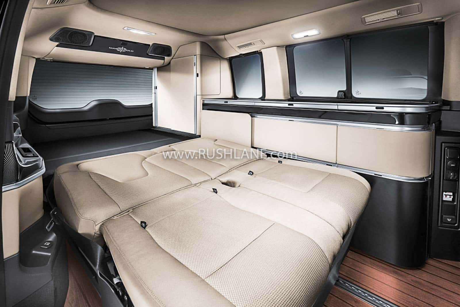 Mercedes V Class Marco Polo
