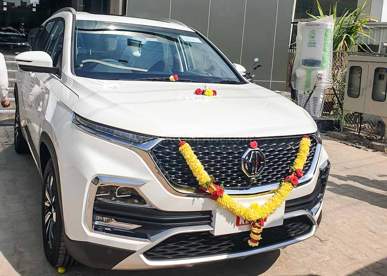 MG Hector BS6 petrol