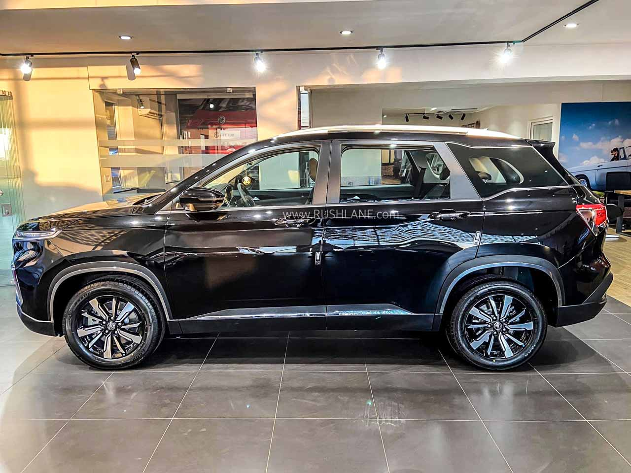 MG Hector record sales