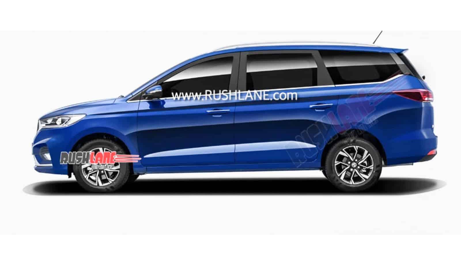 MG MPV for India 2020 Auto Expo