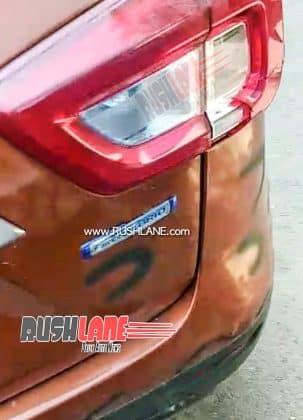 Maruti Brezza petrol SHVS facelift