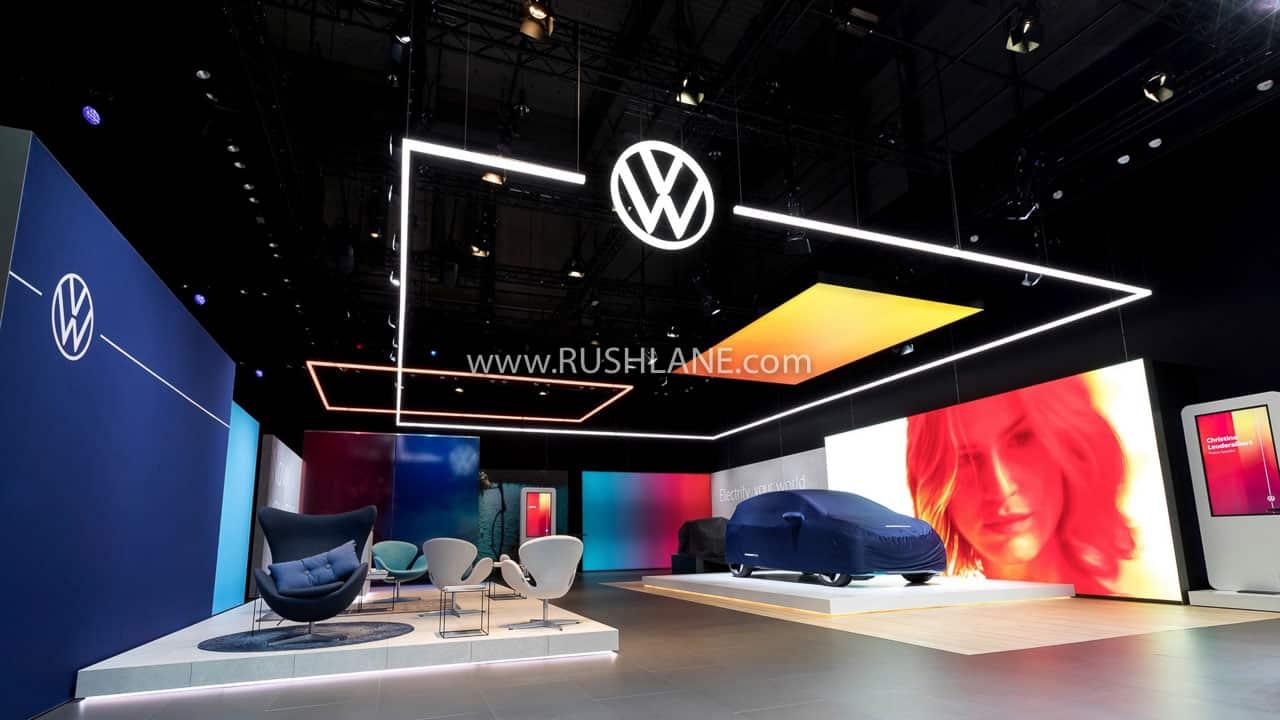 VW new logo