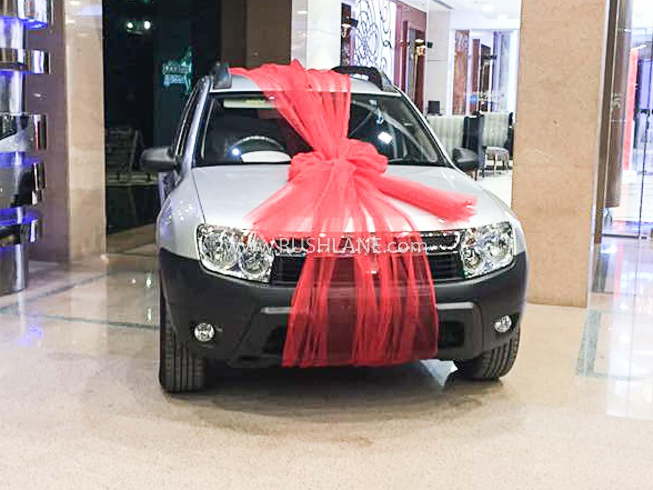 Renault duster owner compensation