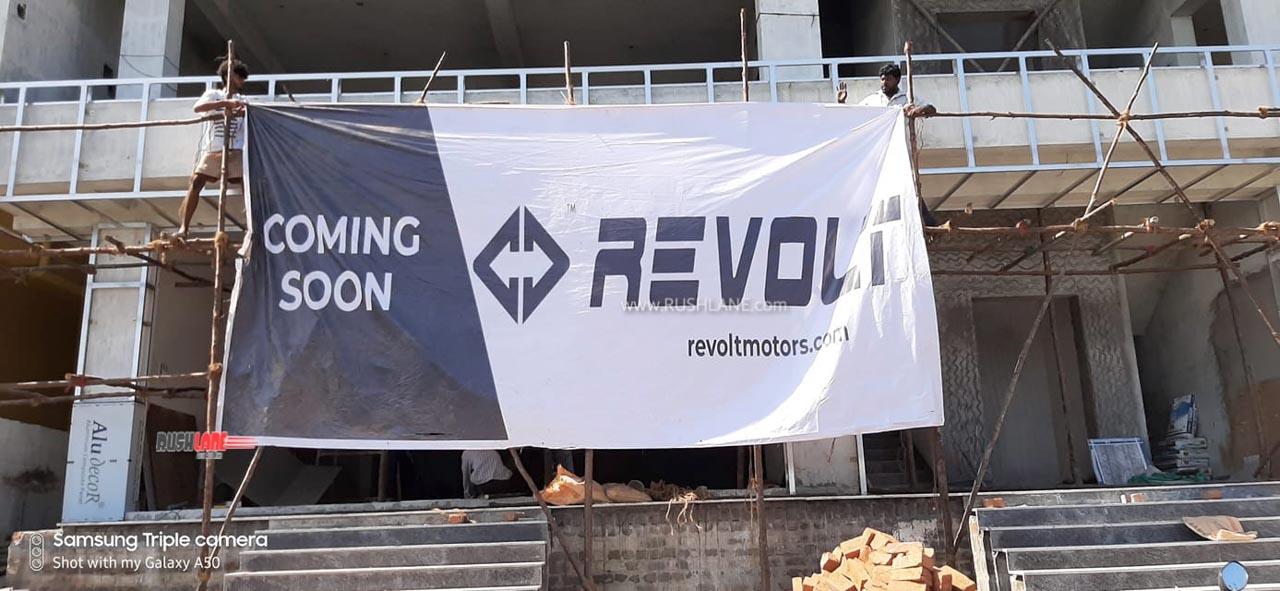 Revolt Motors Chennai dealer