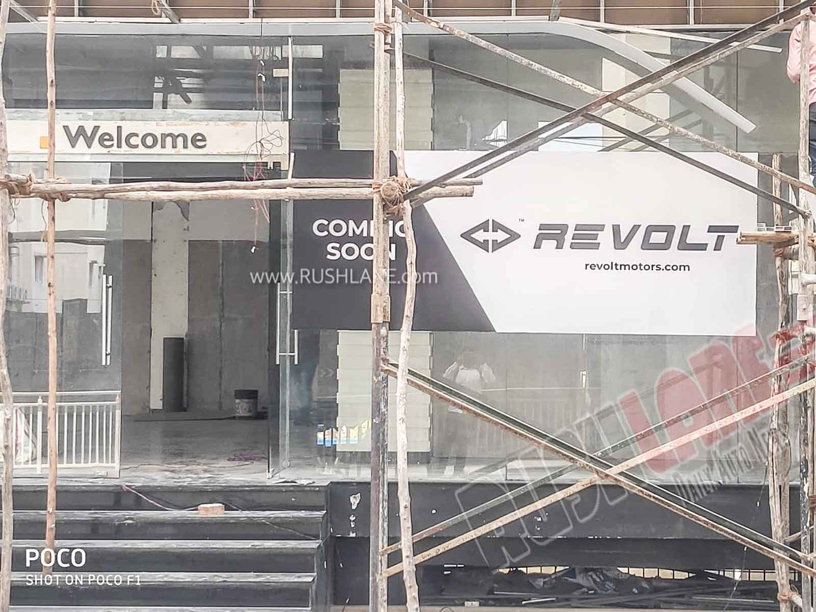 Revolt Motors dealership in Hyderabad