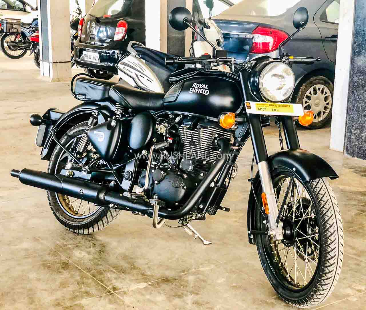 Royal Enfield Classic 500 discontinued