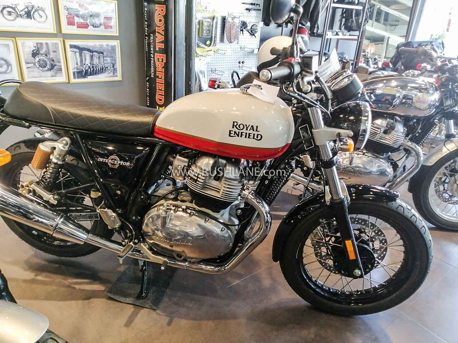 Royal Enfield BS6 650 Twins prices