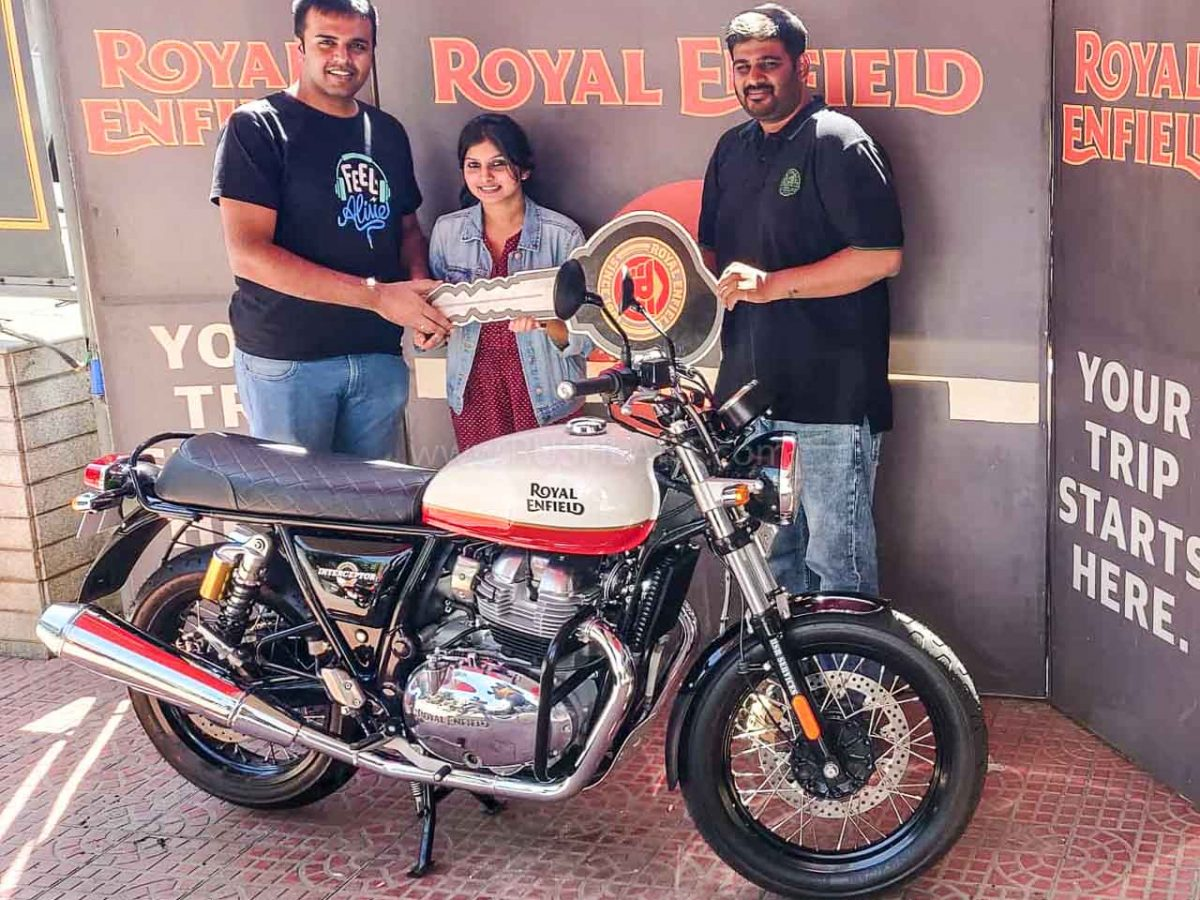 Royal Enfield 650 Twins Bs6 Deliveries Start Prices Up By Rs 10k