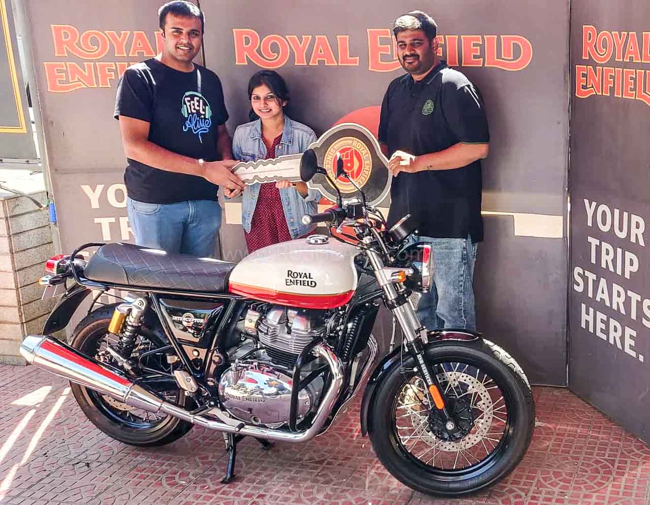 Royal Enfield 650 Twins BS6 deliveries start