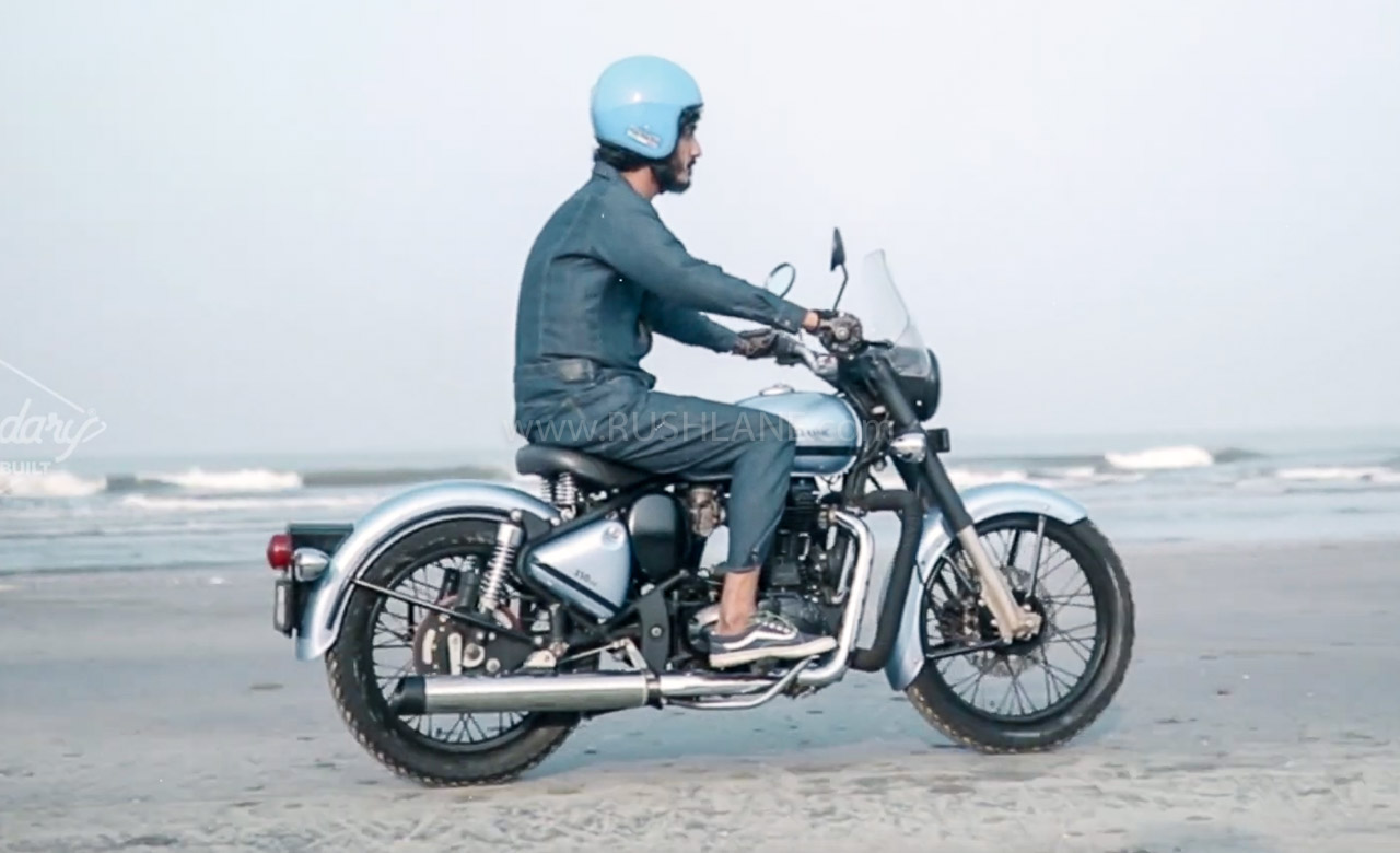 Royal Enfield Classic Belt Drive