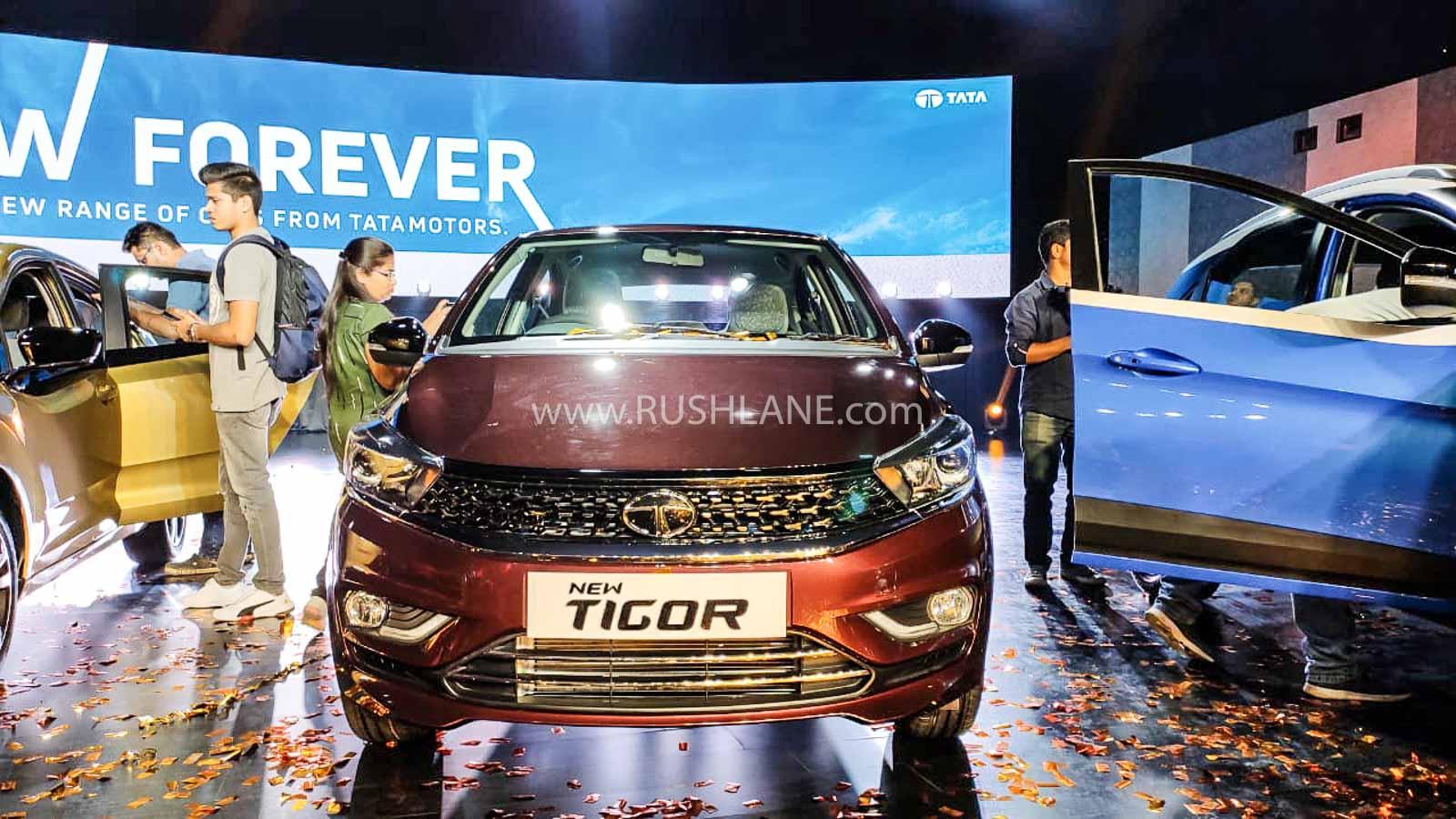 2020 Tata Tigor BS6