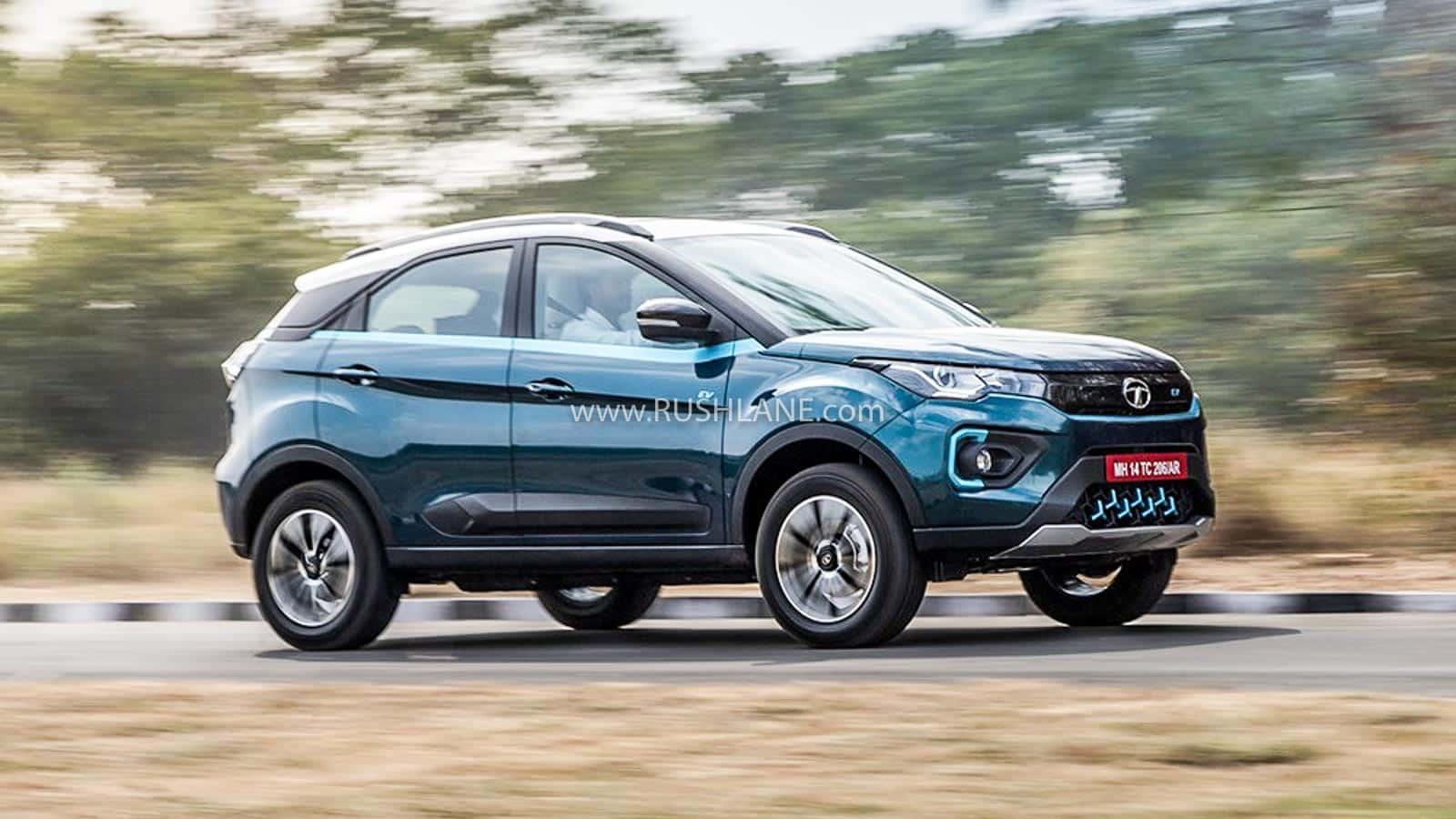 Tata Nexon electric top speed