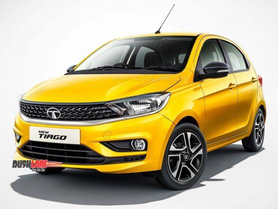 Tata Tiago facelift 2020