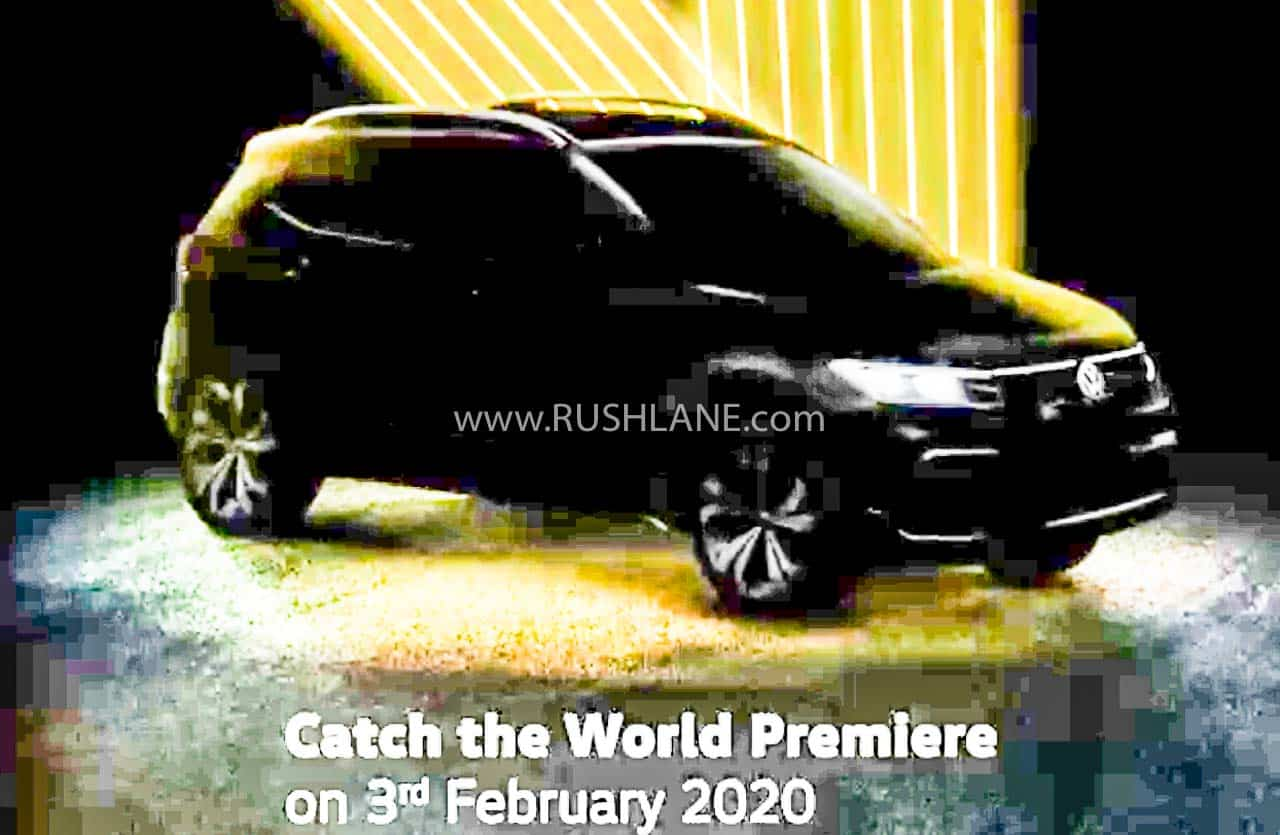 Volkswagen new SUV for India