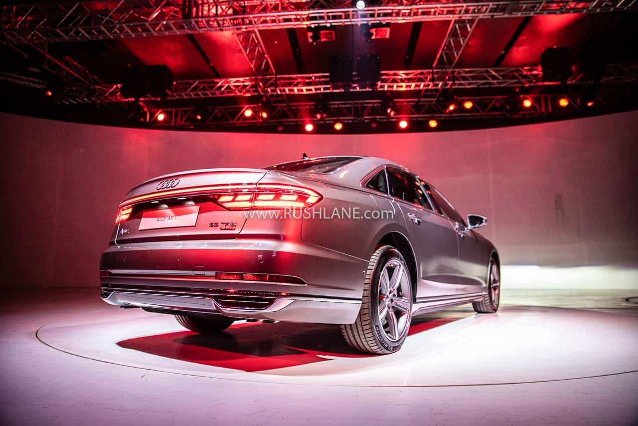 audi a8 india launch