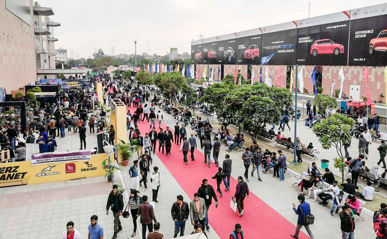 2020 Auto Expo Corona Virus threat