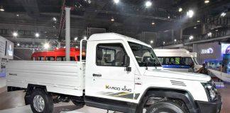 2020 Force Trax Kargo King