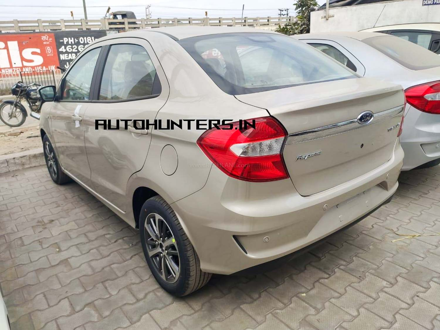 2020 Ford Aspire BS6