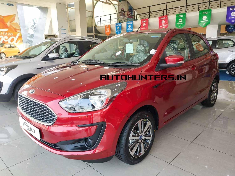 2020 Ford Figo BS6