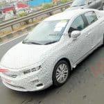 2020 Honda City Spied