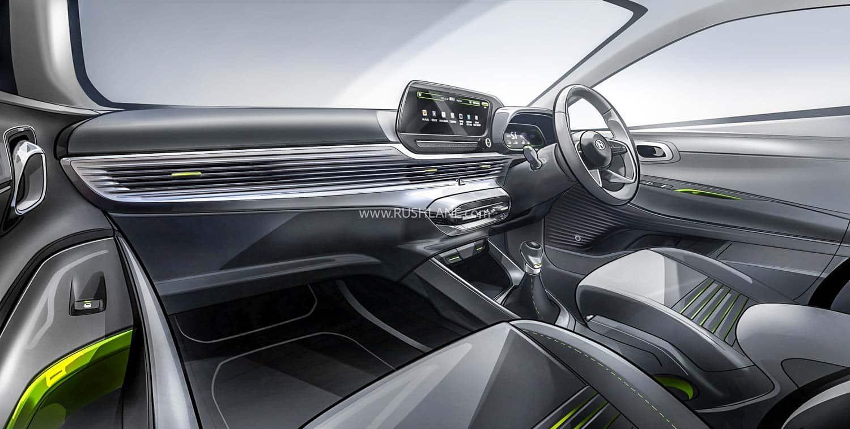 2020 Hyundai i20 dashboard interiors