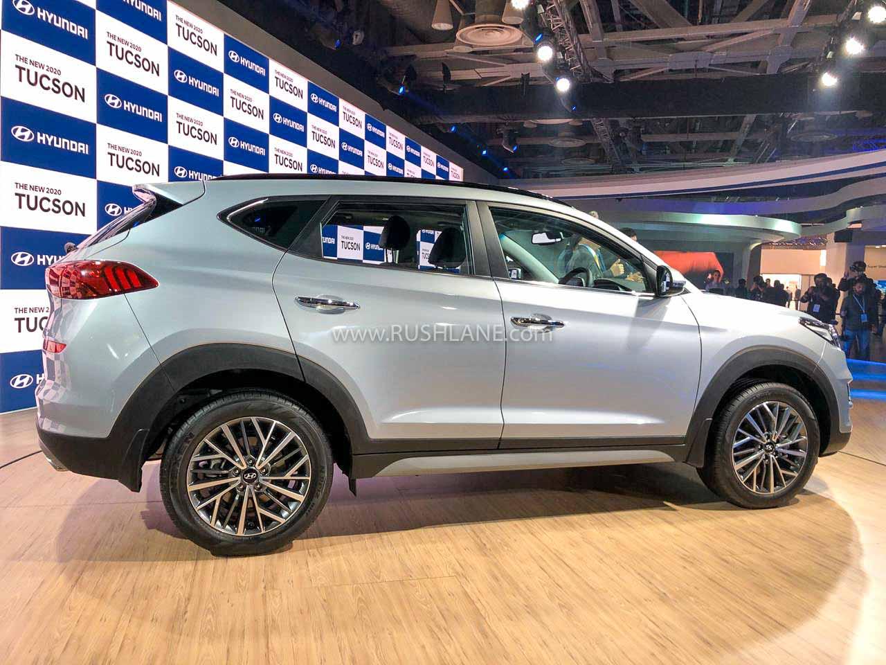 2020 Hyundai Tucson BS6