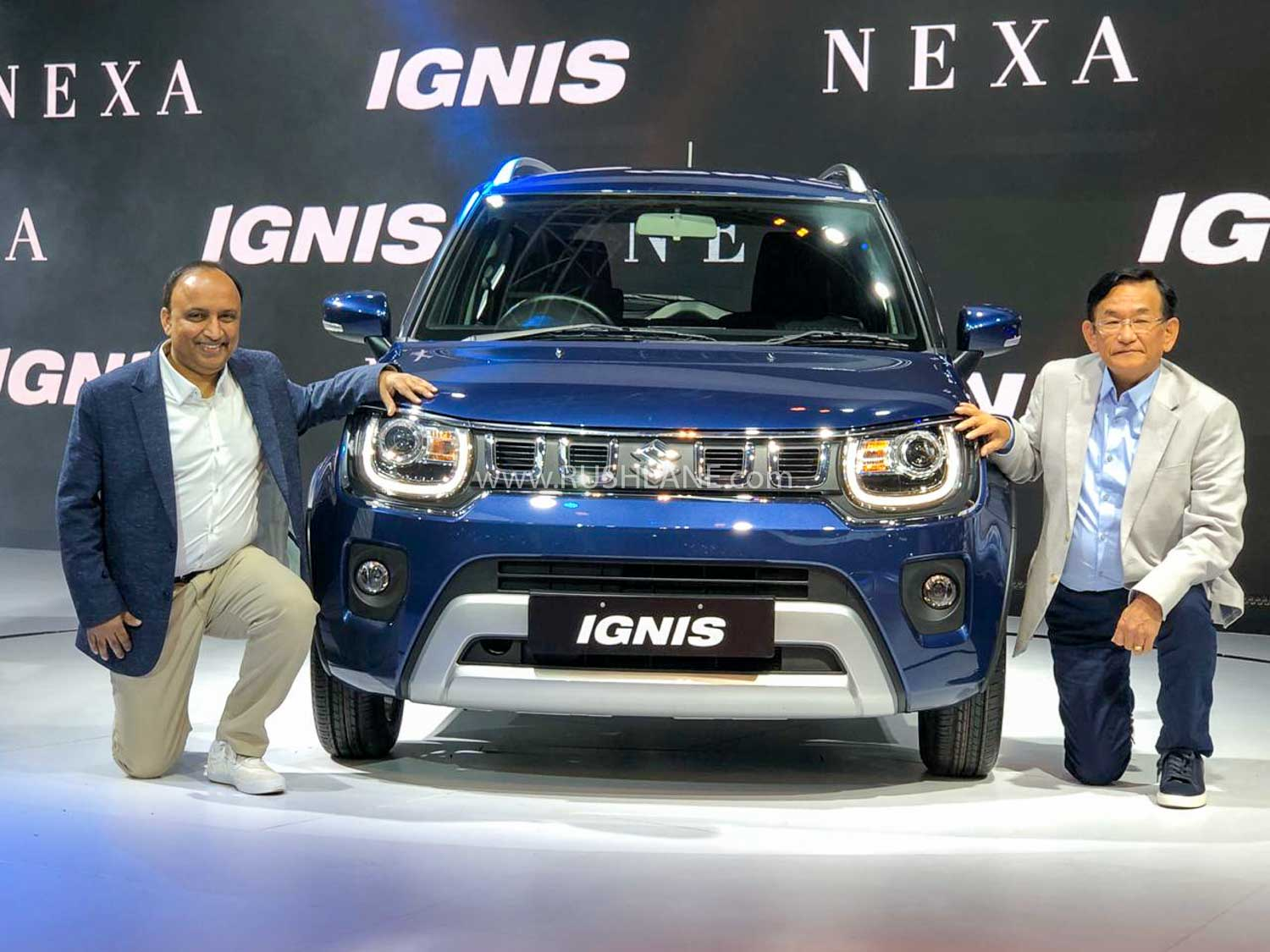 Maruti Ignis BS6 facelift launched