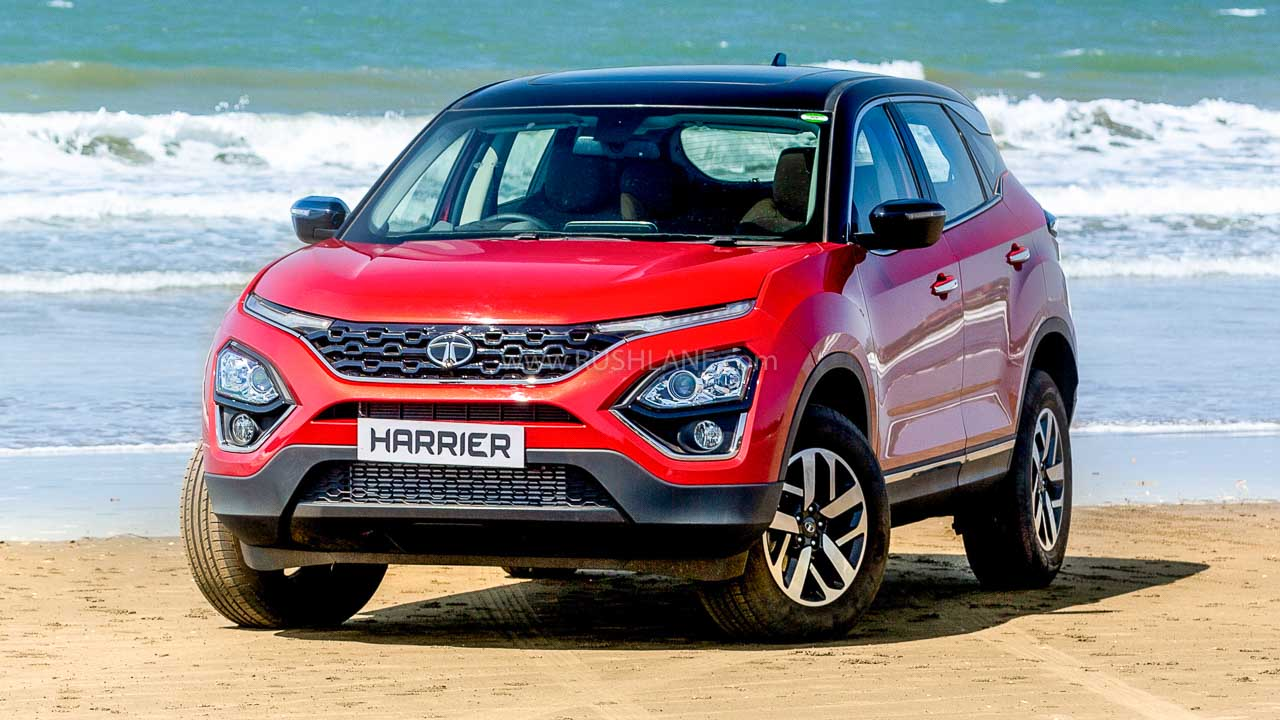 TATA Harrier - Top 10 Features (All You Need To Know).