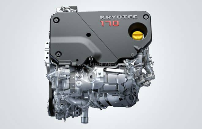 Tata Harrier Gravitas engine