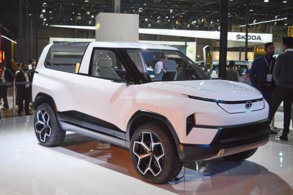 Tata Sierra Concept - Auto Expo 2020