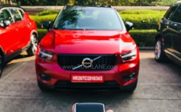 New Volvo XC40 BS6