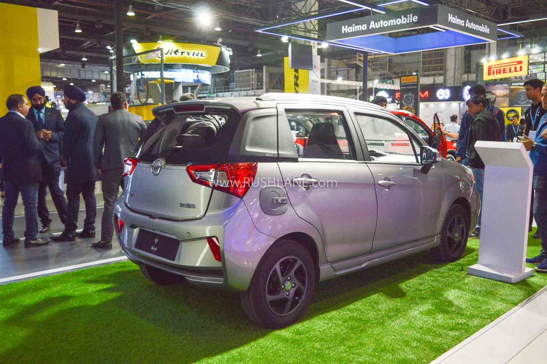 Bird Electric EV1 at Auto Expo 2020