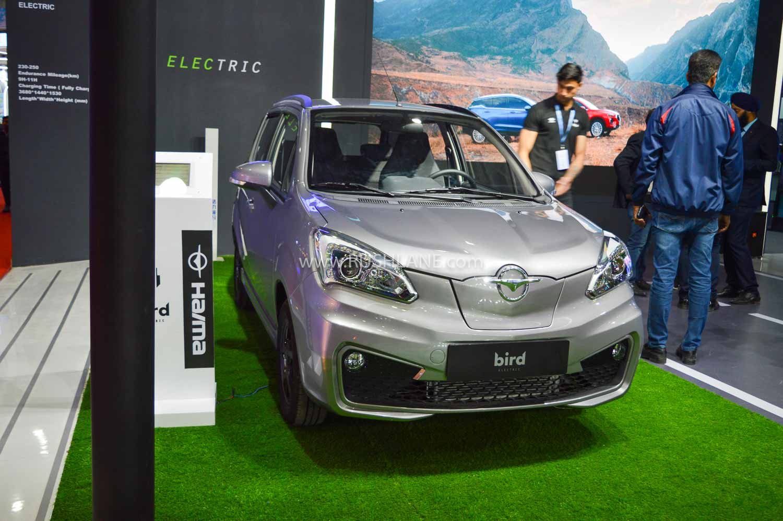 Haima Bird EV1 at Auto Expo 2020