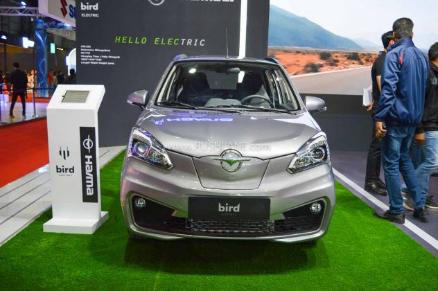 Haima Bird EV1 at Auto Expo 2020
