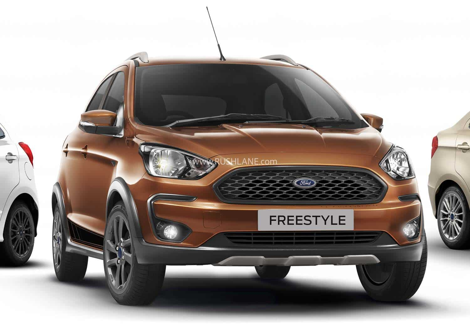 BS6 Ford Freestyle